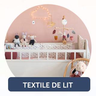 Promos textile de lit