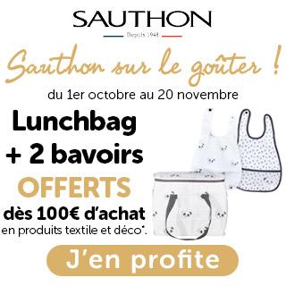 Sauthon textile déco ODR