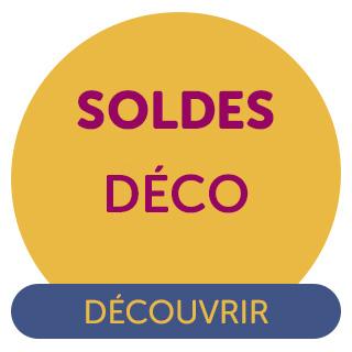 Soldes décoration