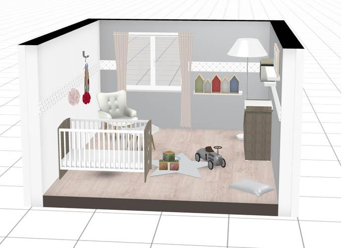 Simulateur 3D chambre
