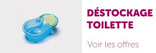 Destockage toilette et soin